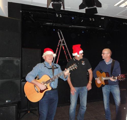 Gregers 5.12.14. Julemøte Hamars Culturelle Ølvenner