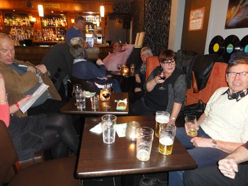 26.03.15 Bakgården pub  Brumunddal.